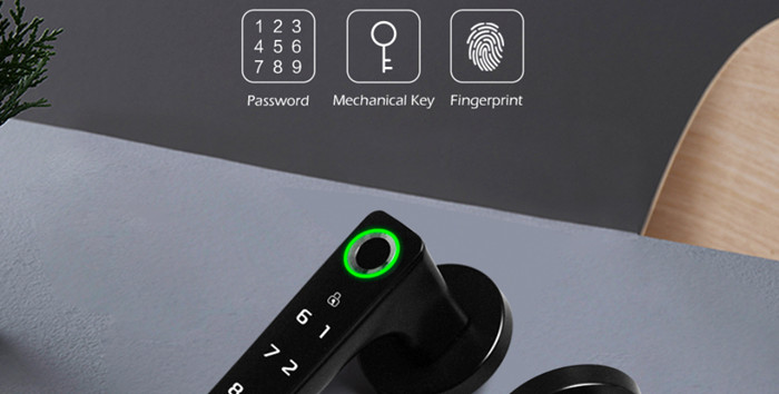 Can the Smart Fingerprint Lock be Installed on Any Door?